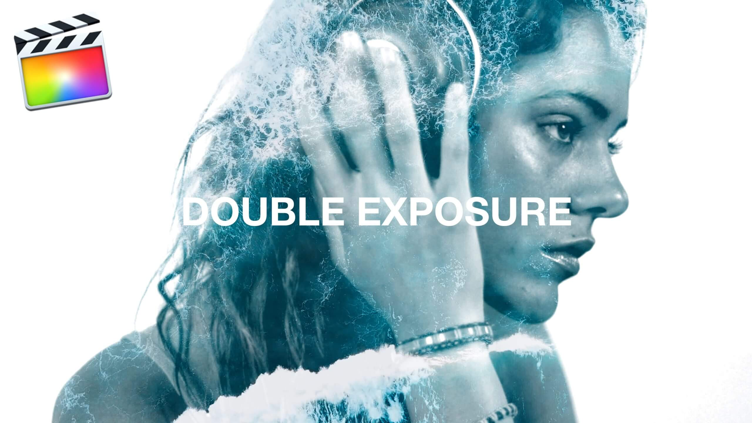 Final Cut Pro X 二重露光「Double Exposure Effect」の方法